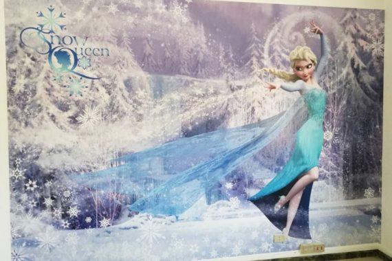 Carta da Parati a Lambrate Frozen