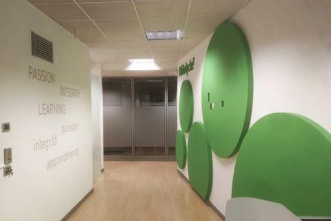 Cartongesso Gallarate: ristrutturazione uffici