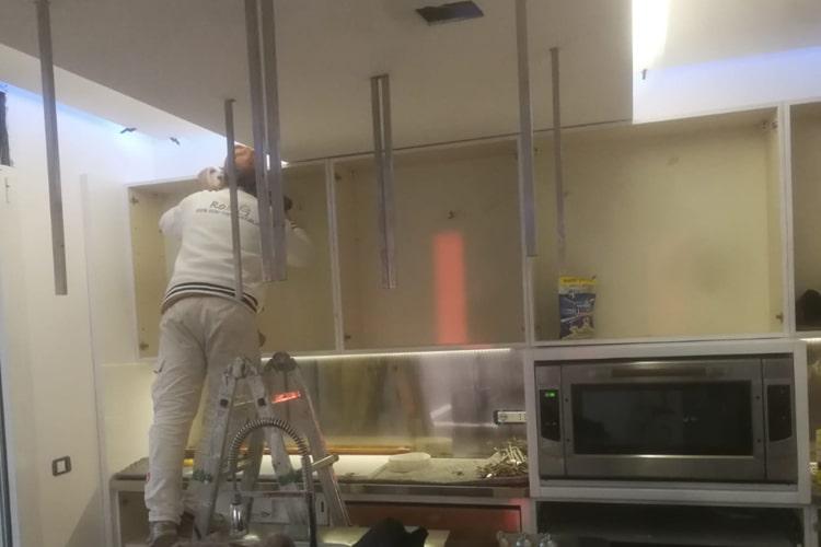 Cucina ristrutturazione