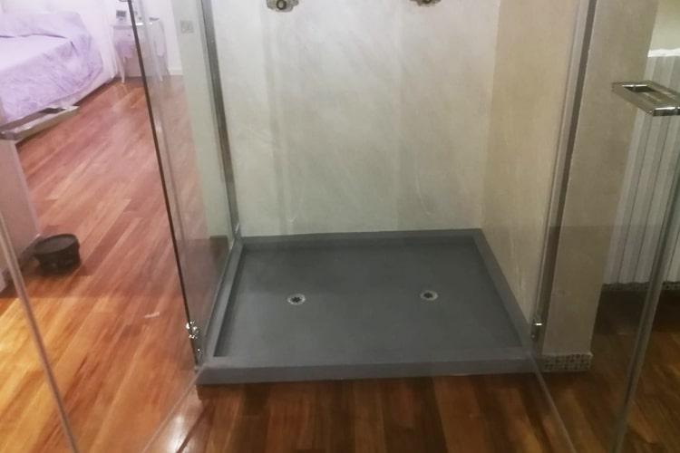 Piatto doccia in resina Milano