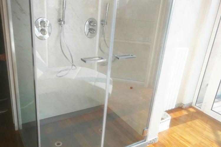 Ristrutturazione bagno Milano doccia