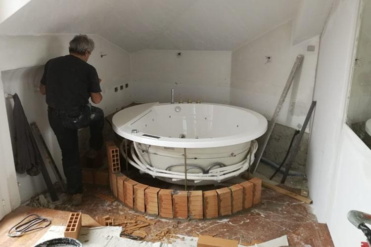 Ristrutturazione bagno vasca