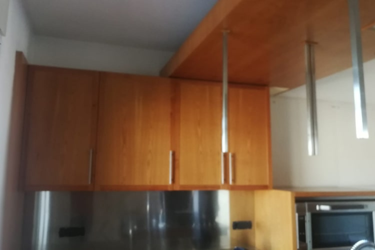 Ristrutturazione cucina vecchia