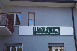 """Ripristino facciate albergo """"Il Tulipano"""" a Mornago"""