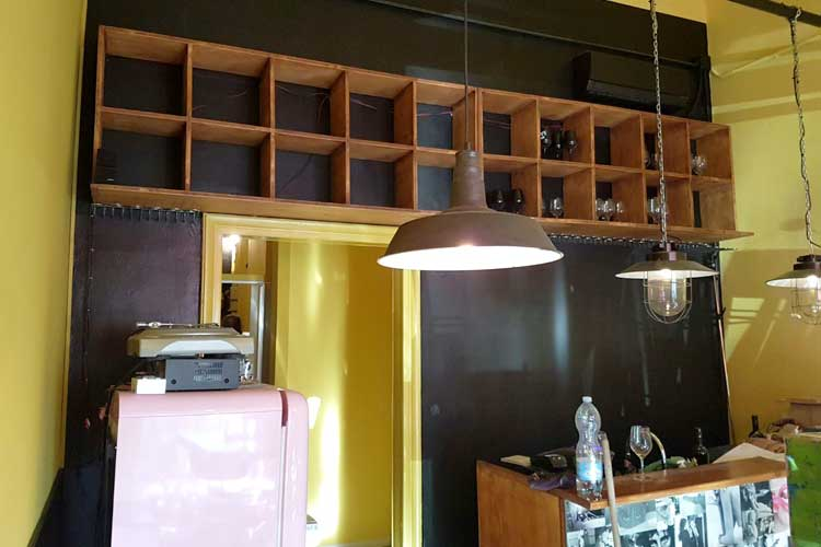 Pareti Di Lavagna : La pittura lavagna tante idee per usarla in casa unadonna